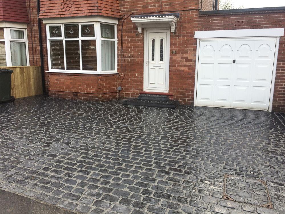 newcastle driveway