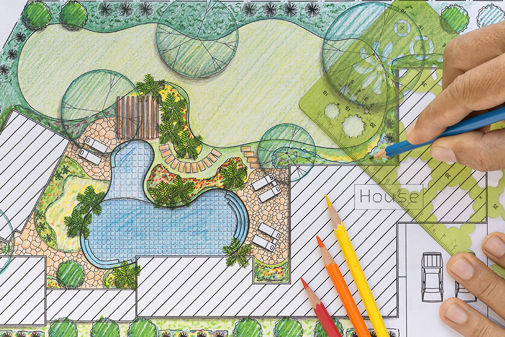 garden design newcastle